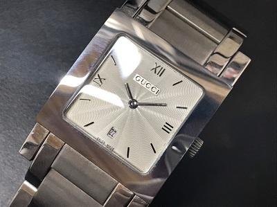 グッチ買取グッチメンズウォッチ7900M.1時計買取MARUKA玉川高島屋S・C店