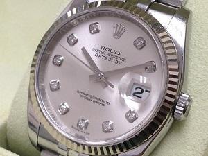 ロレックス 116234G 買取 横浜 新山下 時計買取 みなとみらい 高い オススメ