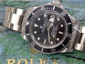 ロレックス サブマリーナ 16610 買取 横浜 新山下 時計買取 みなとみらい 質屋