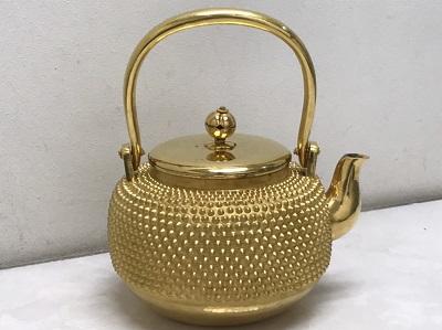 純金 金瓶買取 1316,6g 金瓶買取もMARUKA七条店にお任せ下さい