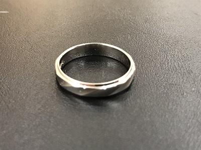 プラチナ 指輪 買取 地金 Pt900買取 芦屋 打出 芦屋市  MAURKA