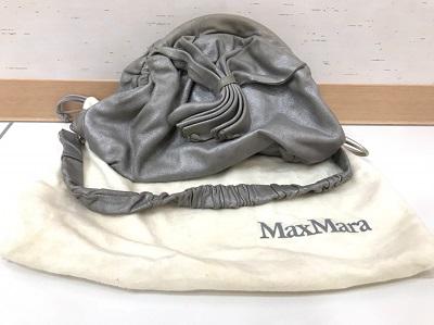マックスマーラ スポーツマックス バッグ 買取 MARUKA神戸マルイ店 三宮 神戸 来店お待ちしております!