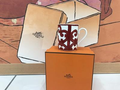 エルメス 食器 買取 マグカップ カダルキヴィール 買取 三田 西宮 宝塚 MARUKA神戸マルイ店