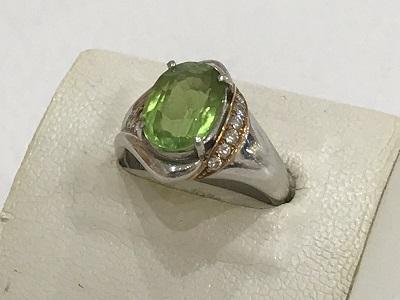 K18 750 指輪買取 宝石 ダイヤ買取 中央区 灘区 東灘区 MAURKA