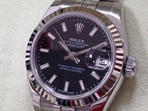 ロレックス デイトジャスト 買取 横浜 新山下 時計買取 みなとみらい