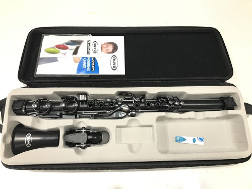 NUVO Clarineo プラスチック製クラリネット 買取 京都 楽器買取 高い 四条 リサイクル