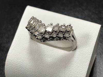 プラチナ ダイヤ 指輪買取 Pt900 宝石買取なら三田市 三木市 加古川市のMARUKA