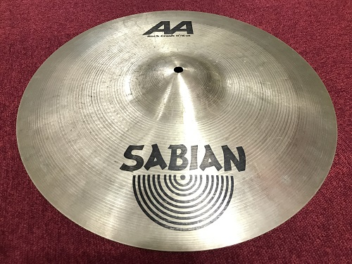SABIAN AA Rock Crash 18