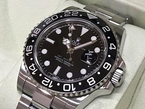 ロレックス GMTマスター 買取 横浜 元町 時計買取 高い みなとみらい