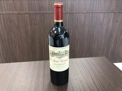 カロンセギュール買取 お酒買取 ワイン 2012年 洋酒 MARUKA大宮店 右京区 西院 中京区