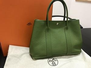 エルメス ガーデンパーティー 買取 横浜 新山下 ブランドバッグ買取 みなとみらい