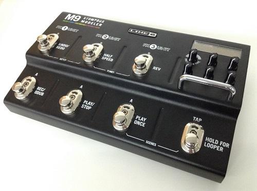 LINE 6 M9 Stompbox Modeler エフェクター買取 楽器買取 京都 四条烏丸 河原町