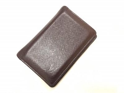 ルイヴィトン オーガナイザードゥポッシュ買取 タイガ カードケース買取なら神戸市 中央区 三宮 MARUKA