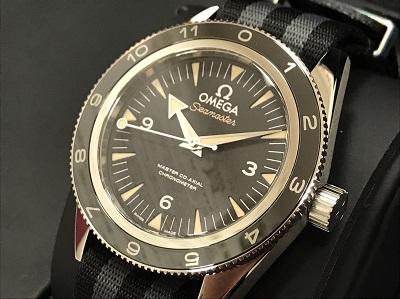 オメガ シーマスター 時計 買取 7007本限定モデル MARUKA神戸マルイ店 三宮 神戸
