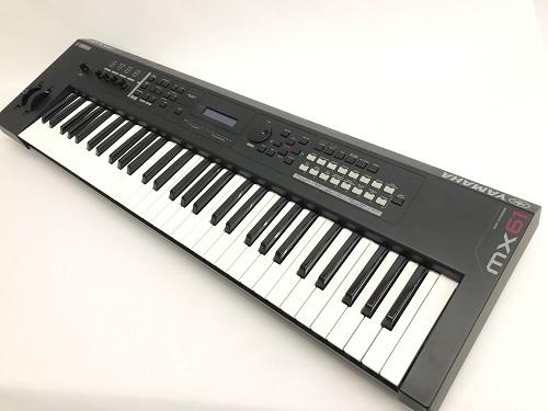 YAMAHA MX61 シンセサイザー 買取 楽器 買取 京都 高い 四条 下京区 大丸