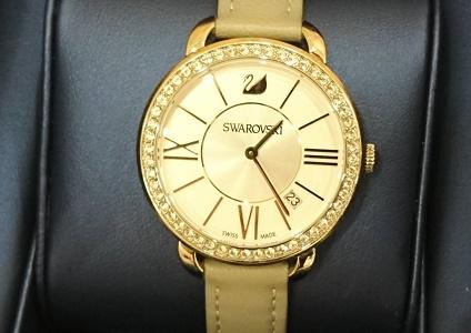 スワロフスキー 腕時計買取 クリスタル ラインストーン 買取 神戸三宮 三ノ宮 兵庫 MARUKA