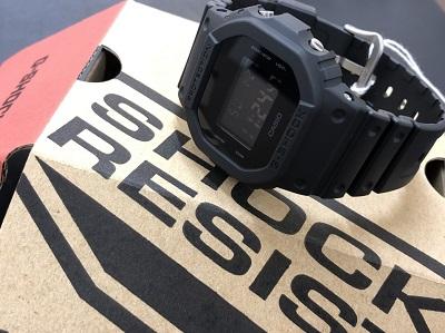 カシオ ジーショック G-SHOCK 時計 DW-5600BB 高価買取 京都 下京区 祇園 河原町 マルカ マルイ