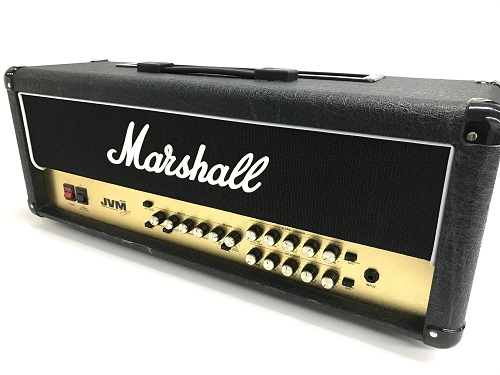 Marshall JVM210H ヘッドアンプ 買取 京都 楽器 買取 高い 四条