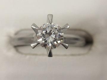 ダイヤモンドリング買取 0.60ct 色・質で値段が変わる それを見極めるのがMARUKA 宝石買取お任せください