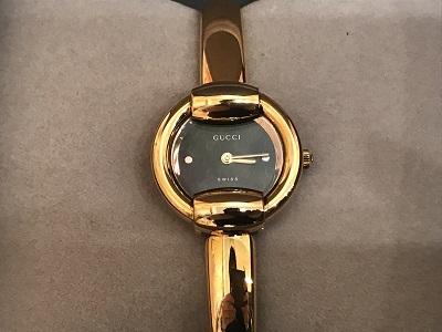 グッチ 時計 1400L ゴールド 買取 MARUKA神戸マルイ店 三宮 神戸 須磨区 須磨海岸 須磨水族館
