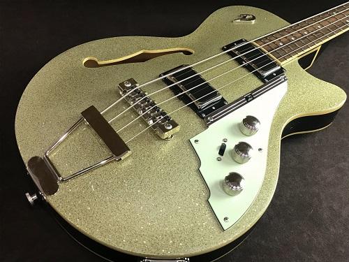 Duesenberg Starplayer Bass Silver Sparkle 買取 京都 楽器買取 高い オススメ 四条 河原町