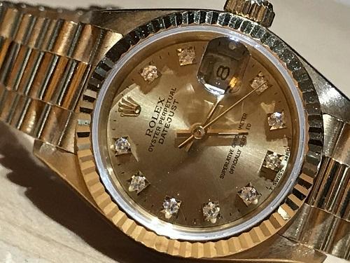 ロレックス デイトジャスト 69178G 買取 京都 四条 烏丸 時計 ブランド