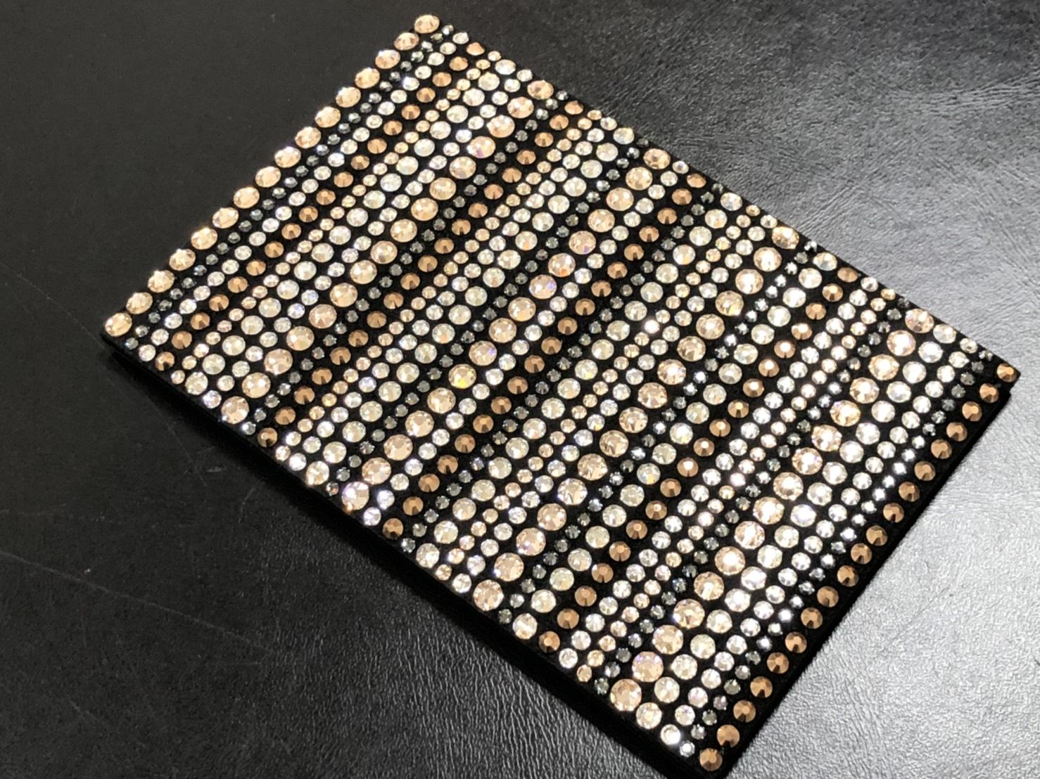 スワロフスキー カードケース