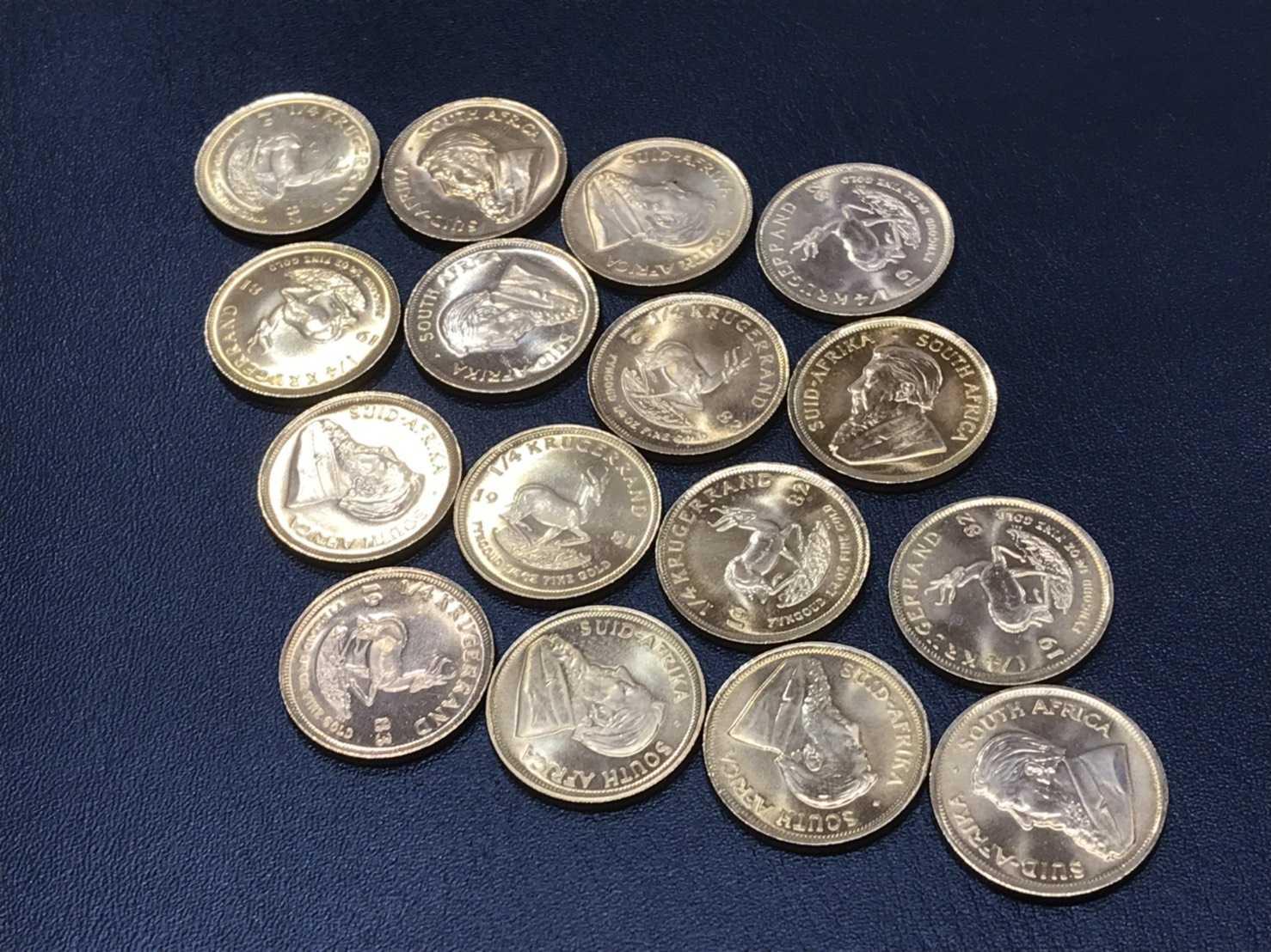 クルーガーランド金貨 K22