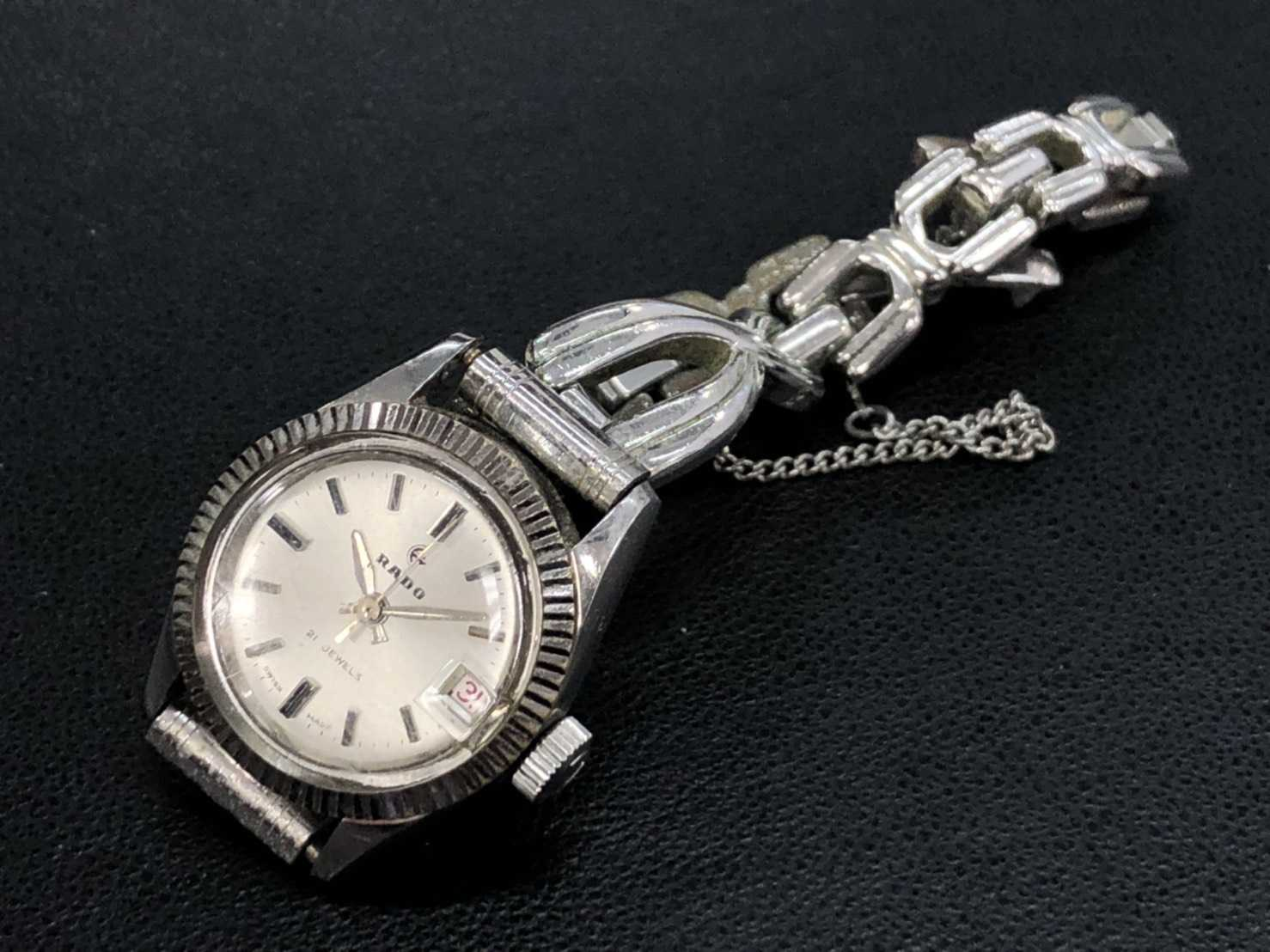 ラドー買取 時計