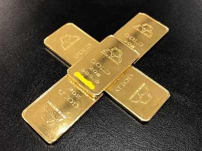 インゴット買取 純金