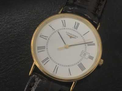 ロンジン買取 古い時計