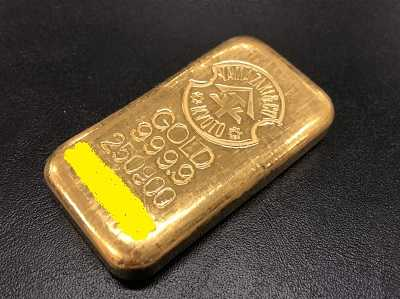 純金買取 インゴット