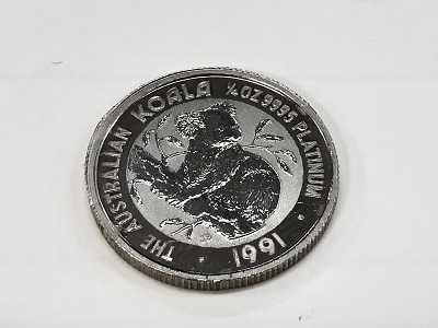 プラチナ買取 Pt1000コイン
