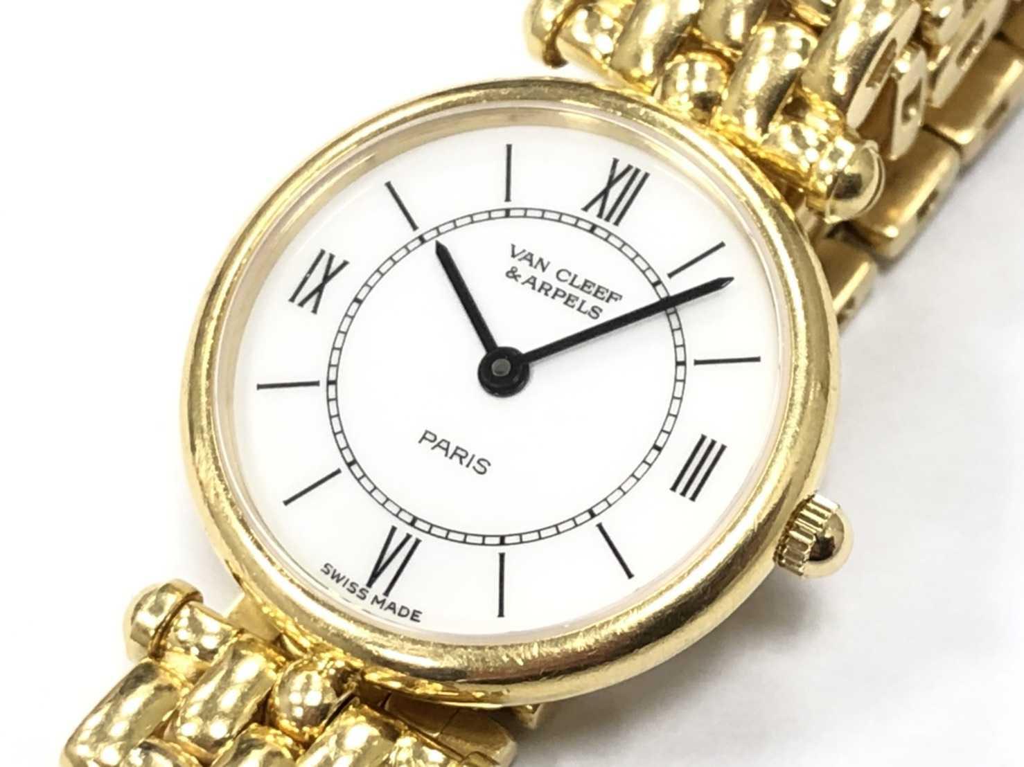 ヴァンクリーフ&アーペル買取 レディース時計