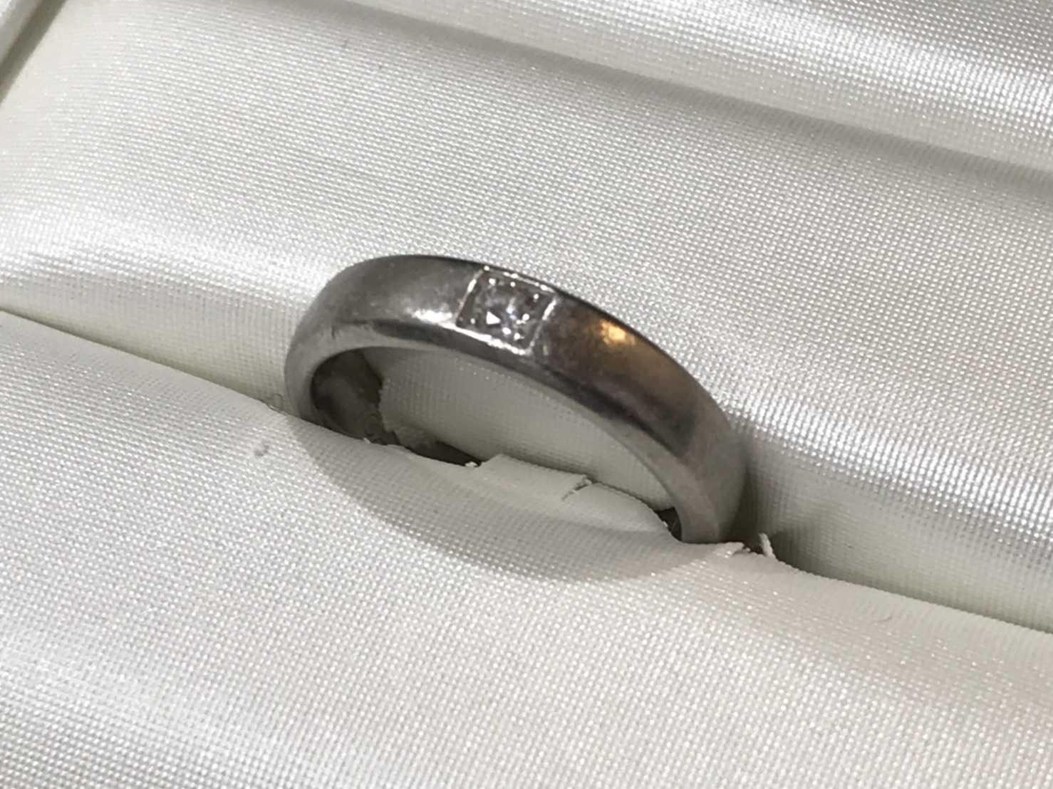 ヴァンクリーフ&アーペル買取 ダイヤリング