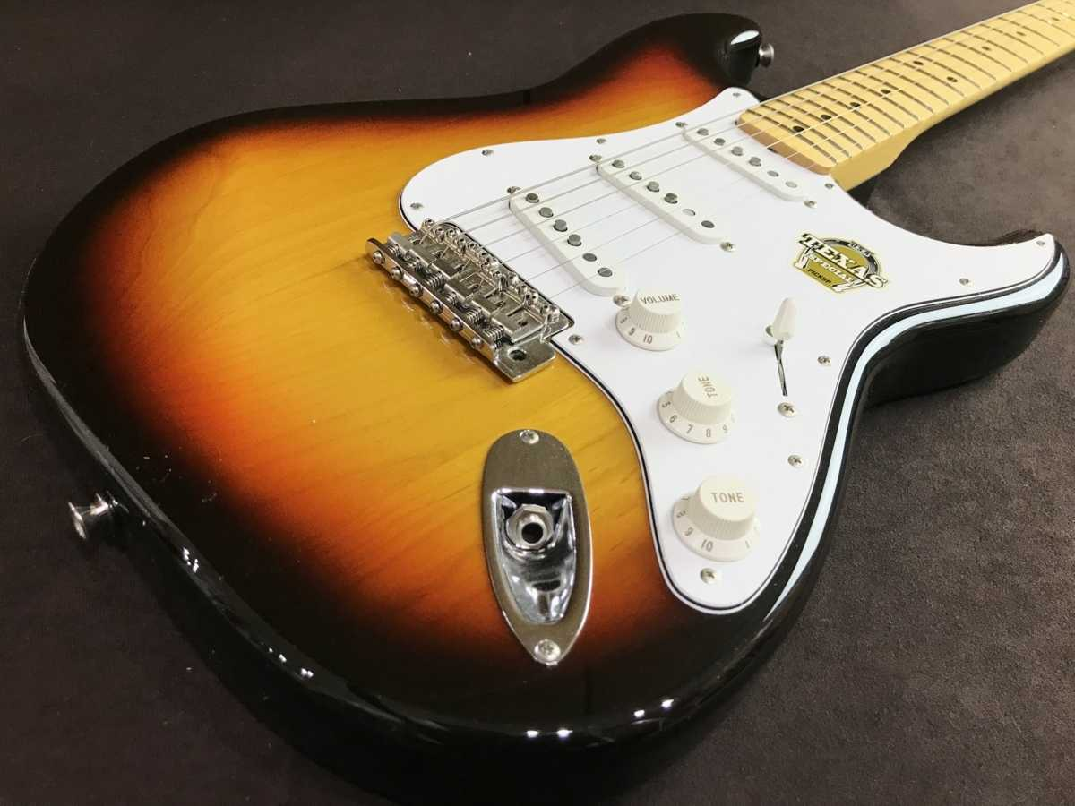 Fender Japan 買取 ST68-TX