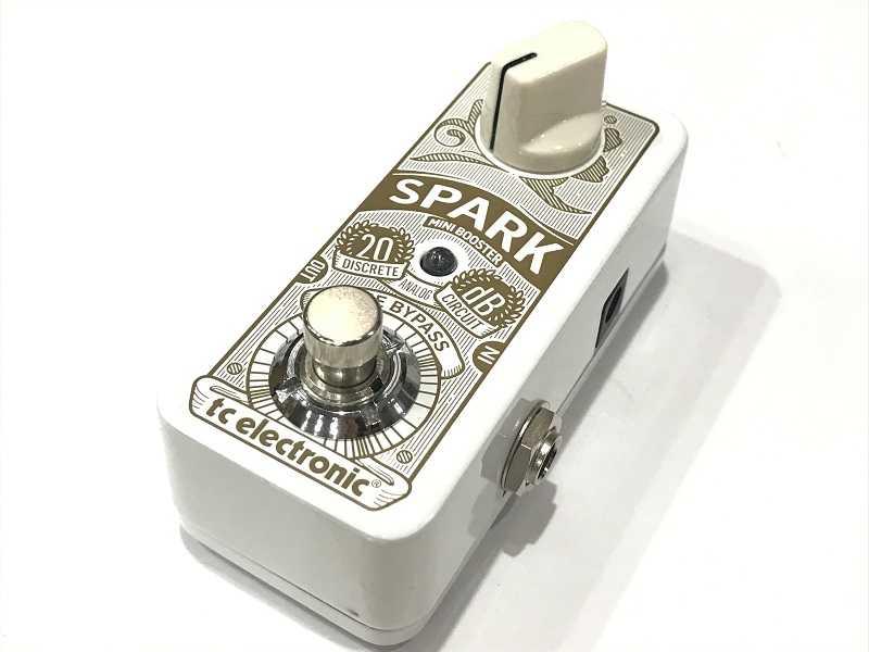 tc electronic買取 Spark Mini Booster