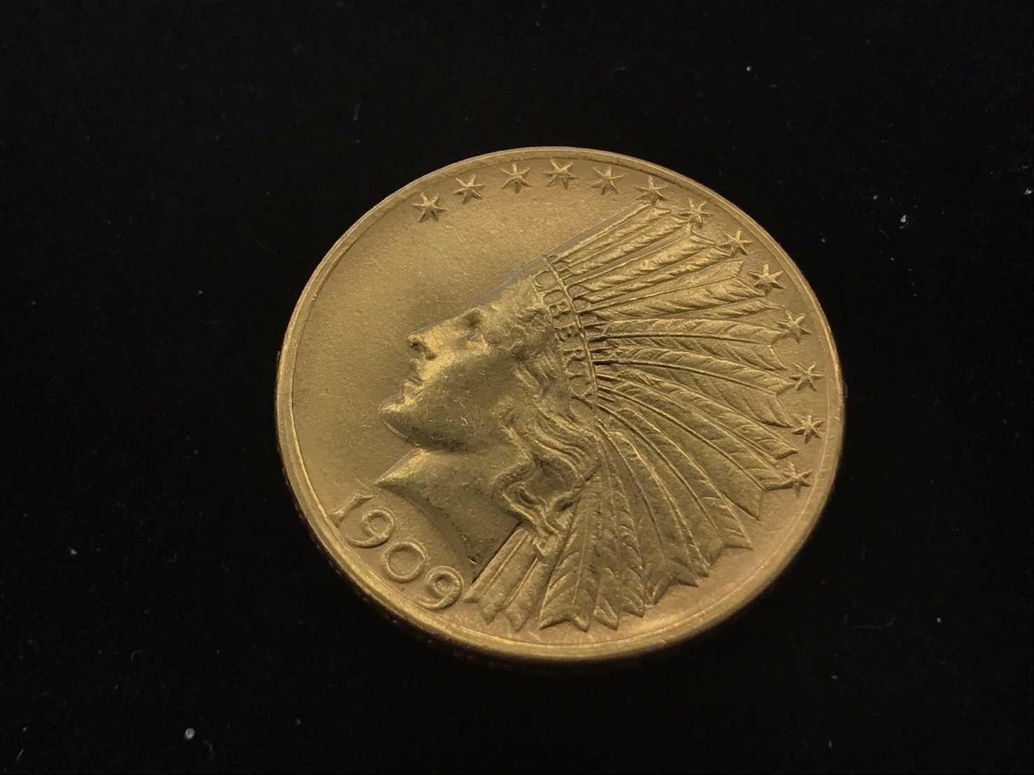 金貨買取 インディアンコイン