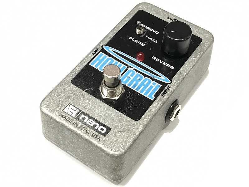 Electro-Harmonix買取 NANO HOLY GRAIL