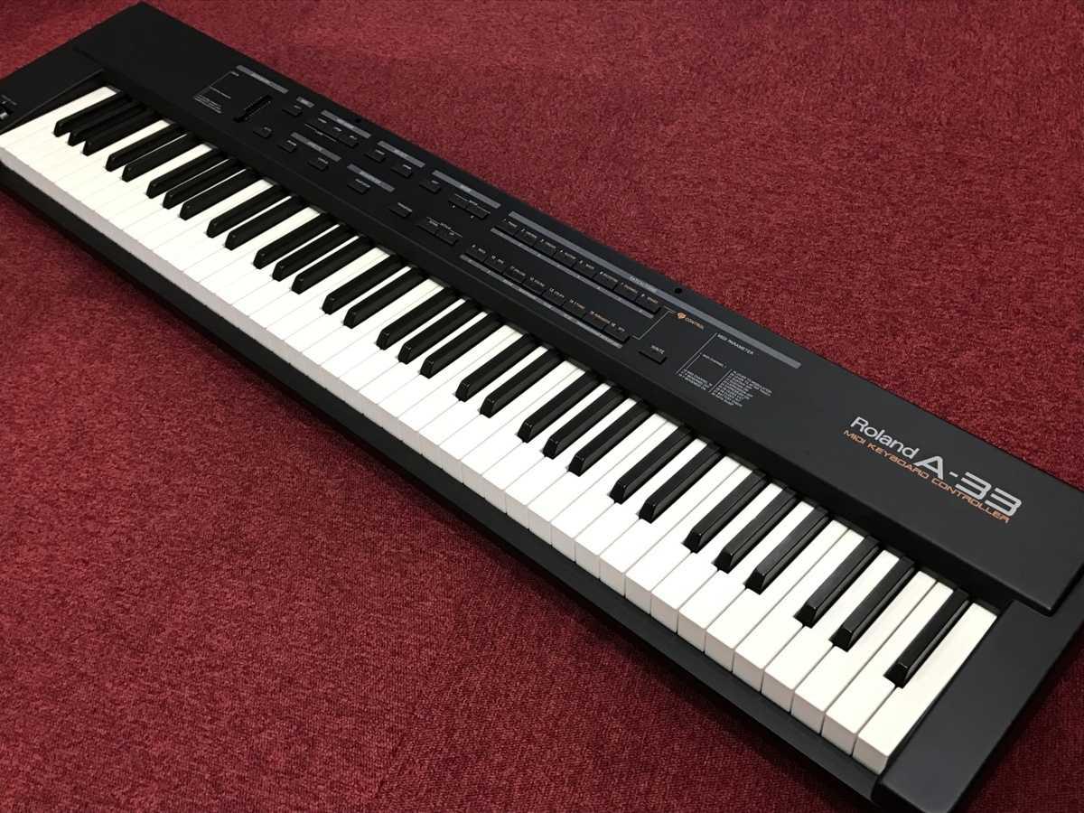 Roland買取 A-33 MIDIキーボード