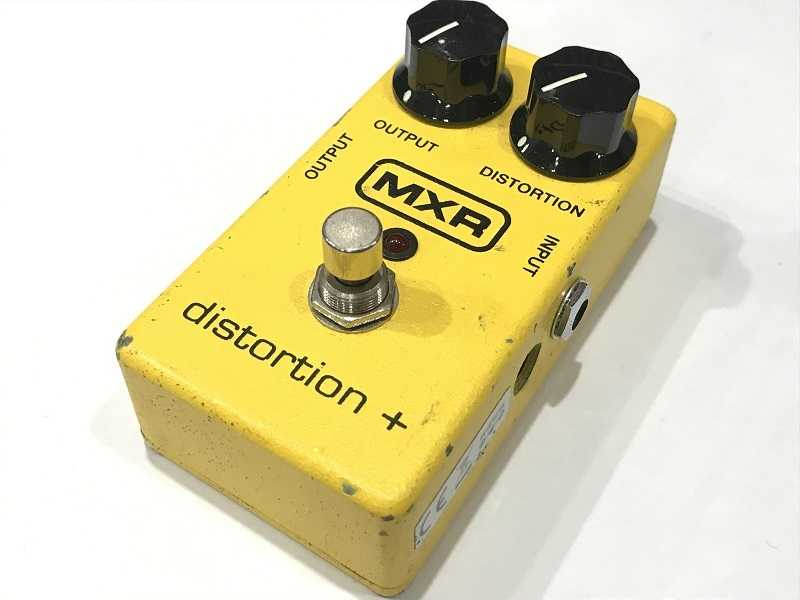 MXR買取 M-104 distortion+