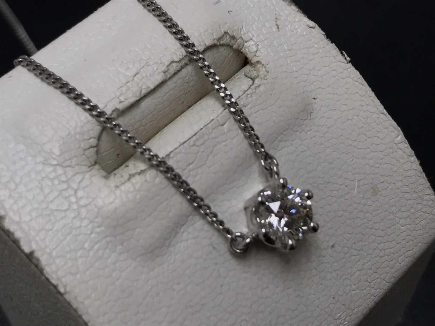 宝石買取 ダイヤネックレス