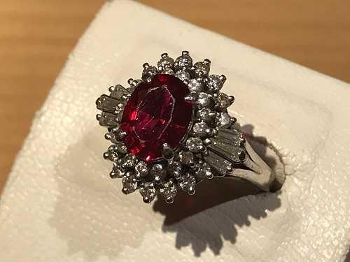 クレサンベール買取 指輪