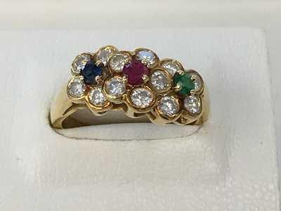 ヴァンクリーフ&アーペル買取 ダイヤモンドリング