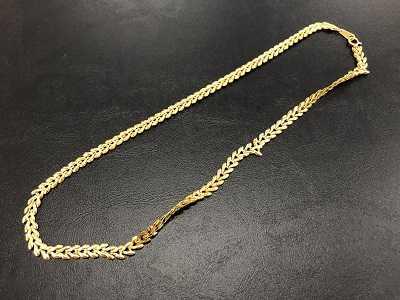 貴金属買取 ネックレス