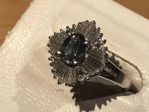 アレキサンドライト買取 指輪