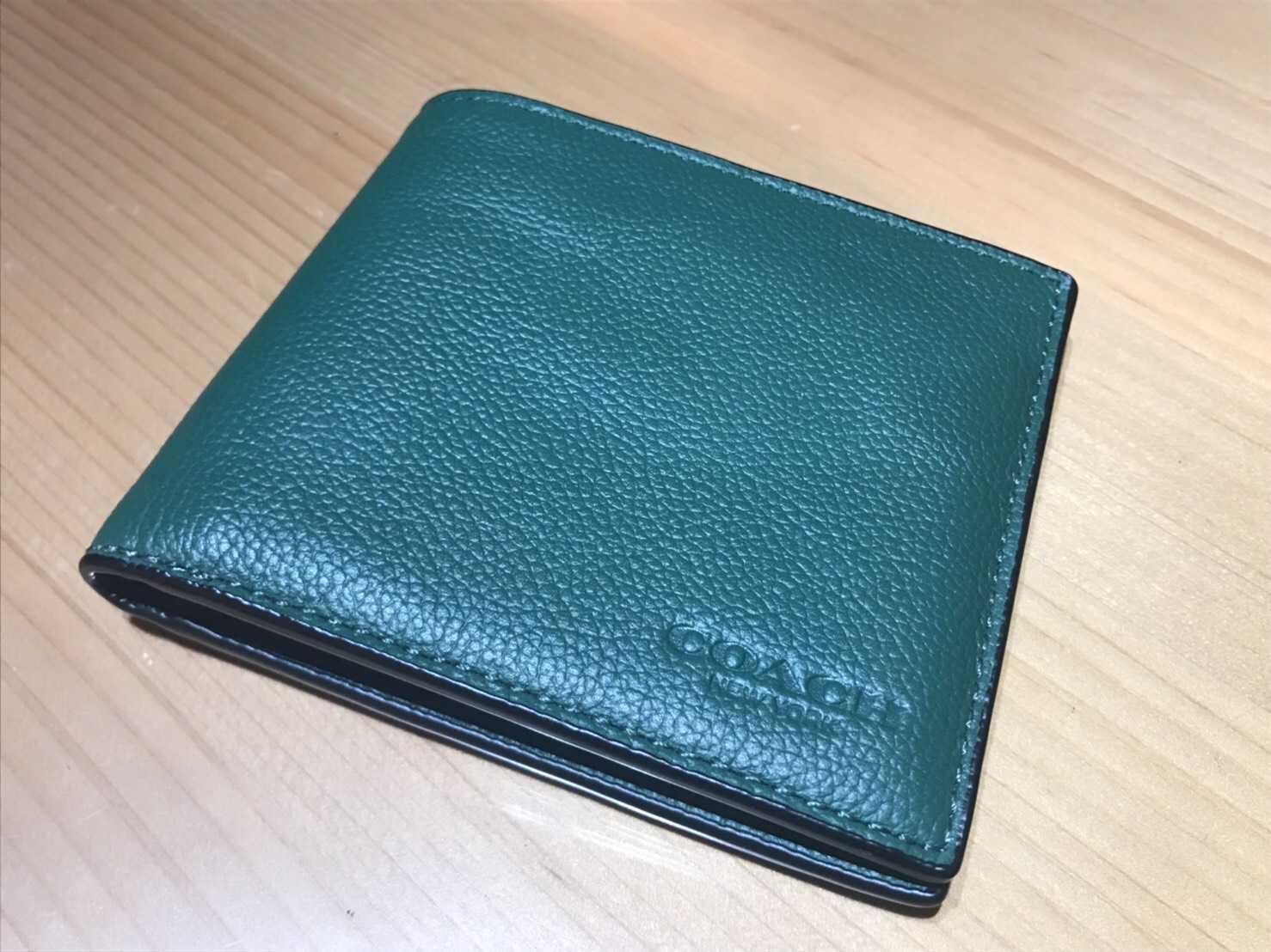 コーチ買取 財布