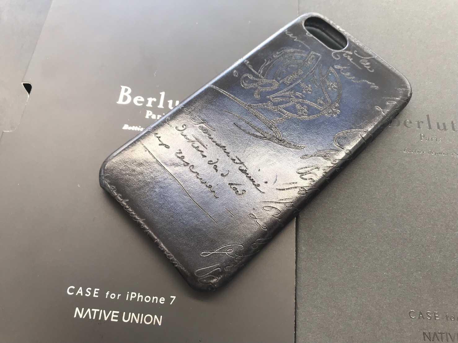 ベルルッティ買取 iPhoneケース