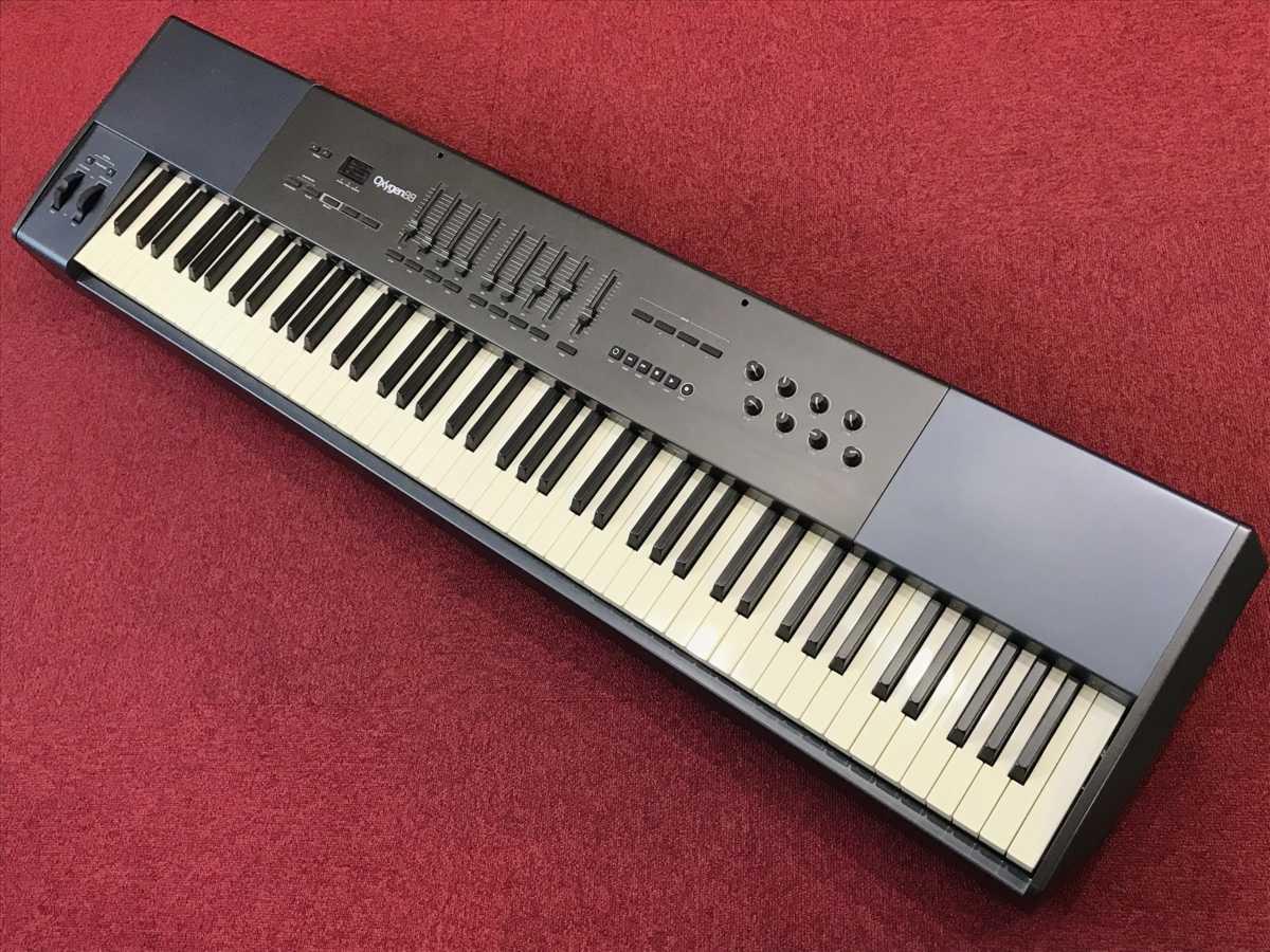 M-AUDIO買取 Oxygen 88 MIDIキーボード