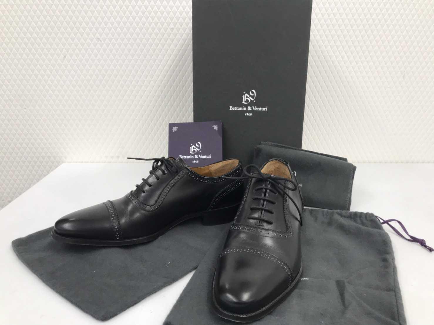 ベッタニン&ベントゥーリ買取 靴